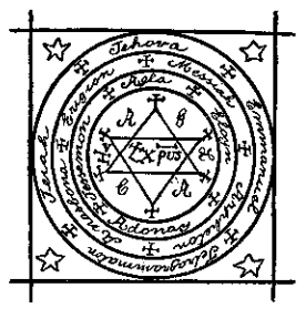 The Grand Pentacle of Salomon