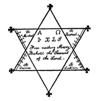 Lesser Pentacle of Solomon
