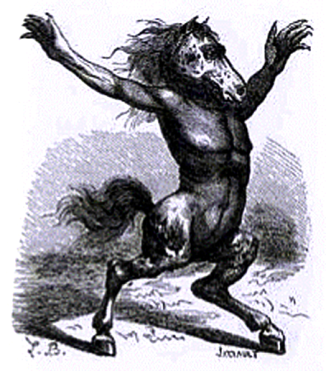 Orobas in Dictionnaire Infernal